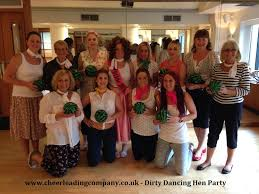 tcc hen party costume ideas dirty dancing