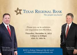 Invitation Card Of Opening Ceremony Mcallen Grand Opening Ceremony December 6 At 5pm Texas