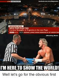 Meme News - 25 best memes about new pope new pope memes