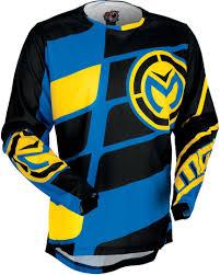 canada motocross gear moose racing s7 m1 jersey motocross jerseys black blue moose