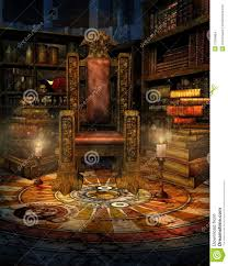 wizard u0027s house 1 stock images image 17259954