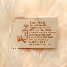 Personalized Graduation Teddy Bear Smiley Chubs 38