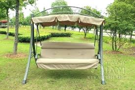 hammock bench canopy for garden swing online shop 2 person patio garden swing