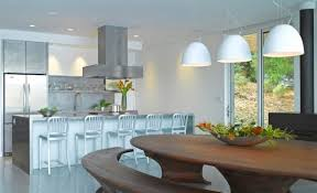 Kitchen Island With Built In Seating by The Dimension Of The Kitchen Bench Seating House Interior Design