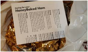honey baked ham thanksgiving dinner heating a honey baked ham zoodo tech