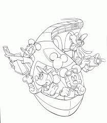 Walt Disney World Coloring Pages Many Interesting Cliparts Disney World Coloring Pages