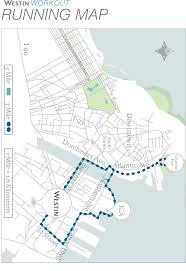 South Station Boston Map by Sponsored Content Running Map The Westin Boston Waterfront