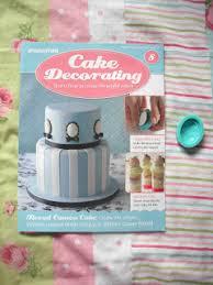 Cake Decorating Magazine Issues Cake Decorating Magazine Issue 8 Free Cameo Mould