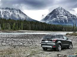 Ford Escape Quality - 2017 ford escape first drive u2013 turbocharging evolution slashgear