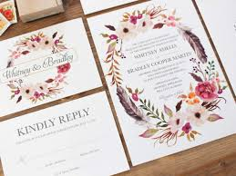 how to print your own wedding invitations how to print your own