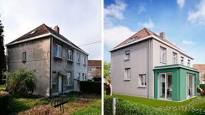 maison rénovée avant après avant après un hlm sombre et vieillot rénové en havre de lumière