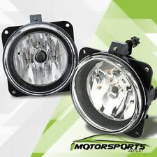 2003 04 mustang cobra fog light bezel kit cobra fog lights ebay