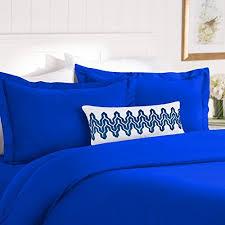 Softest Comforter Ever Blue Luxury Comforter Sets Amazon Com