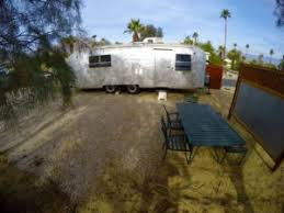 trailers for rent and sale desert sands vintage rv park
