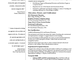 Attractive Resume Format For Experienced Oceanfronthomesforsaleus Stunning Best Photos Of Resumes For First