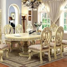 Dining Chairs With Cushions Dining Chair Cushions With Long Ties Royal Presence Antique White