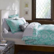 Dorm Bedding For Girls by Green And Grey College Dorm Bedding Residential Life Pinterest