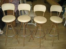 commercial bar stools bar height stools padded bar stools with