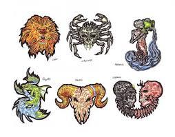 aries zodiac tattoos tattoo from itattooz