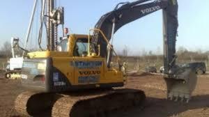 volvo ec135b lc ec135blc excavator service parts catalogue