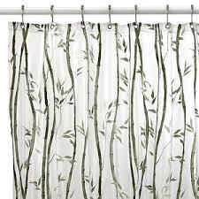bathroom tree pattern vinyl shower curtains bathroom curtain