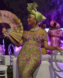 Pink Colour Combination Dresses by Munaluchi Bride This Green And Pink Color Combination Is
