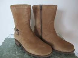 s boots usa ugg australia s brown suede boots usa size 7 7 5 ebay