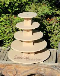 5 tier cupcake stand 5 tier mdf cupcake stand donut tower cake display dessert stand ebay