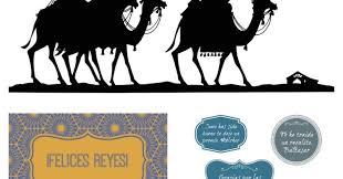 imagenes de reyes magos buenotes manualidades y tendencias etiquetas de regalo para los reyes magos