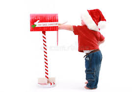 letters to santa mailbox santa mailbox stock photo image of letter mailing occasion