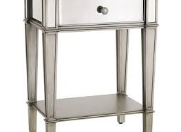 Metal Nightstands With Drawers Enchanting Nightstands Metal In And Glass Nightstand Org Thecredhulk