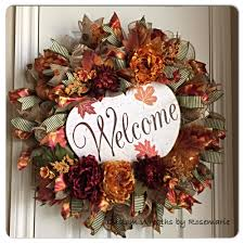 very cute fall decor pinterest wreaths trendy tree and