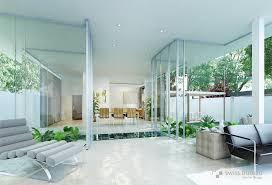 swiss bureau modern villa interior designed by swiss bureau interior design llc