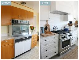 Kitchen Remodel Ideas Before And After Small Kitchen Remodel Reveal The Inspired Room