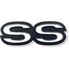camaro logos 1969 camaro ss panel emblem