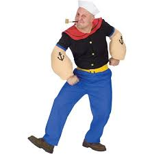 olive oyl costume popeye and olive oyl costume value bundle walmart