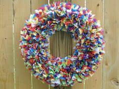 tablecloth wreaths home ideas best wreaths ideas