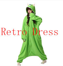 Cookie Monster Halloween Costume Adults Cheap Monster Halloween Costumes Aliexpress