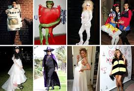Halloween Costumes Pregnancy Pregnant Celebrity Halloween Costumes Baby