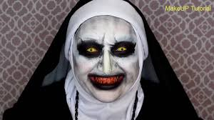 the conjuring 2 valak makeup tutorial youtube