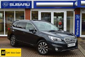 used subaru outback used 2016 subaru outback se premium for sale in cambridgeshire