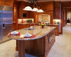 custom kitchen island rounded granite countertops 81 custom kitchen island ideas beautiful