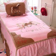 girls cowgirl bedding cowboy bedding twinfull quilt kids and boys little co msexta