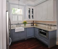two color kitchen cabinet ideas two color kitchen cabinets houzz