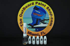 yamaha outboard paint ebay