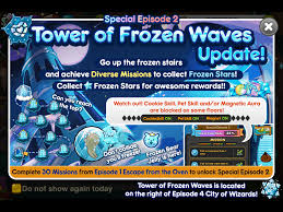 Frozen Waves Image 12212015 Tower Of Frozen Waves Png Cookie Run Wiki