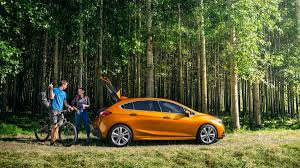 2017 chevy cruze hatchback review with price horsepower and photo