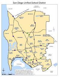 san jose unified district map san diego school district map san diego unified school district