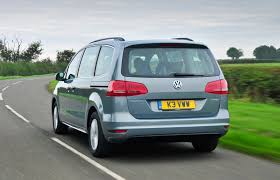 volkswagen minivan 2014 volkswagen sharan estate review 2010 parkers