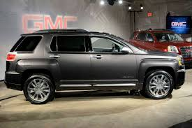 gmc terrain back seat 2018 gmc terrain the amazing suv that is set to incorporate